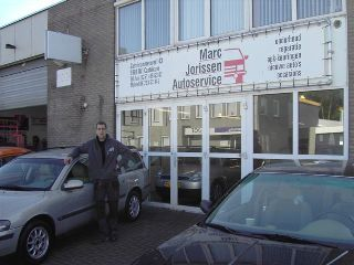 Contact | Marc Jorissen Autoservice